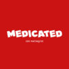 medicated sticker